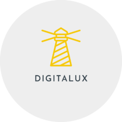 Digitalux - Logo - Rond
